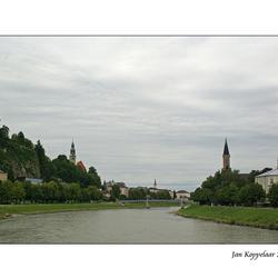 Salzburg riverview.