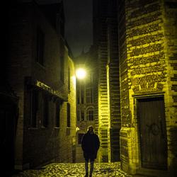 Antwerpen bij Nacht...