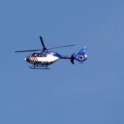 Politie helikopter