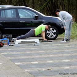 metamorfose: parkeerplaats wordt sportplek