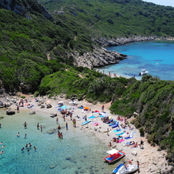 Porto Timoni Beach Corfu