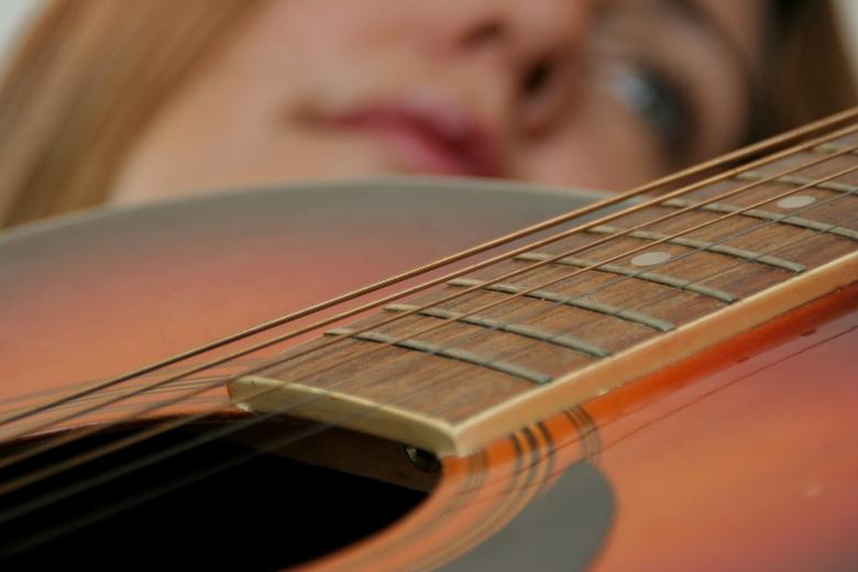 Mijn gitaar en ik - Een zelfportret