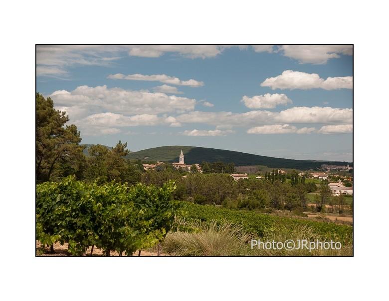 mijn franse uitzicht - uitzicht vanaf de camping in frankrijk.. zal weer een jaartje moeten wachten