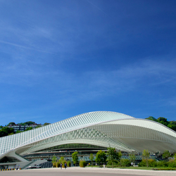 Station Luik Guillemins 1