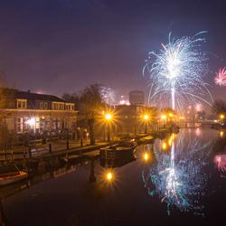 Vuurwerk @ Leiden 2015