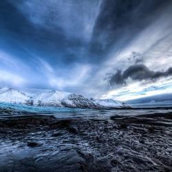 Frosty Iceland