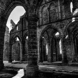 Kathedraal zonder dak