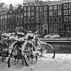 Op de Amsterdamse grachten