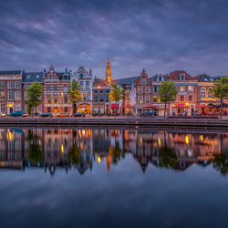Blue Hour at Haarlem