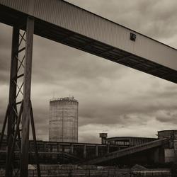 Gesloten fabriek