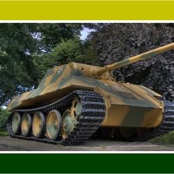 Tank Panther Breda