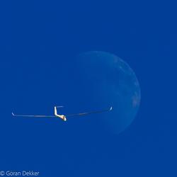 Naar de maan