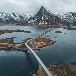 Fredvang roads