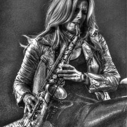 I want sax!