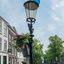 Straatlantaarn in Amersfoort