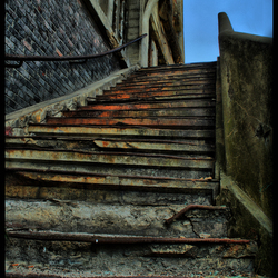 stairway to urban