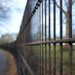 Vervagend hek