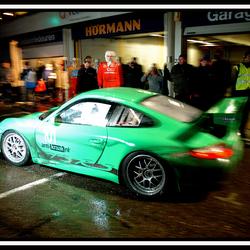 Pitstop Porsche