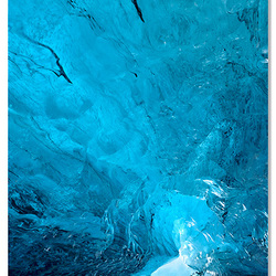 Inside the icecave