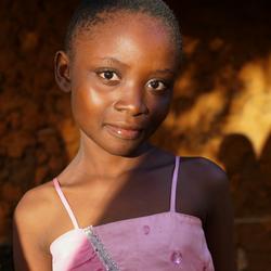mooi meisje uit Ukunda