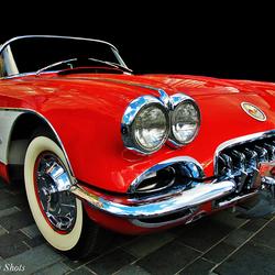 Rode Corvette