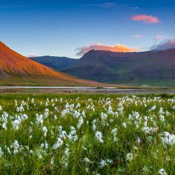 Sunset @ Önundarfjarðarvegur