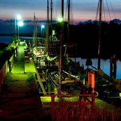 Nachtkleuren van Zoutkamp