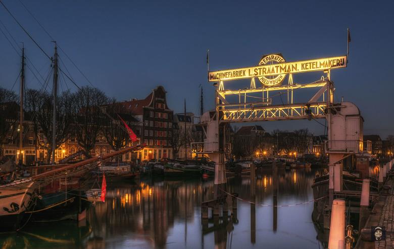 Old Harbor,....Dordrecht -