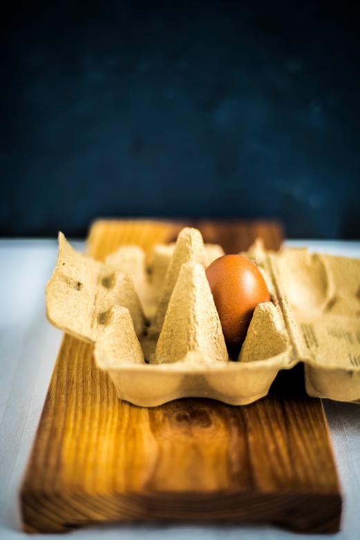 Just one egg - Op instagram was er een tijdje geleden de challenge 'Just one egg'. Het is leuk om aan een dergelijke uitdaging mee te doen,