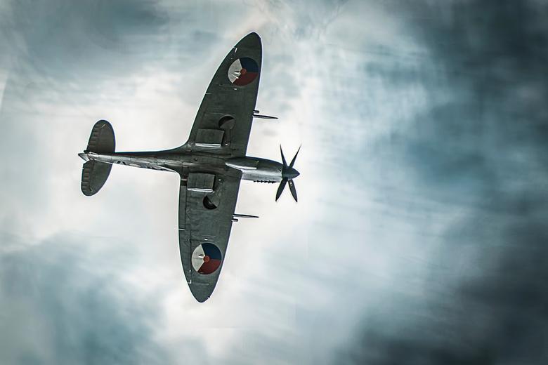 _DSC5168 Spitfire supermarine - Spitfire Supermarine tijdens de VSV Airshow