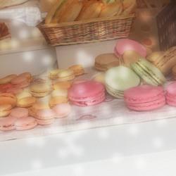 Dreamy Macarons