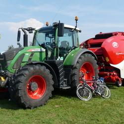 P1410409 Menwedstrijden Maasdijk  nr3 FENDT tractor 27 aug 2016