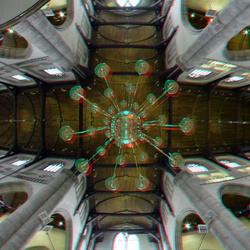 Grote of Sint-Laurenskerk Rotterdam 3D