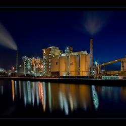 Magnesium Fabriek Veendam DRI/HDR