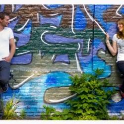 Grafitti shoot