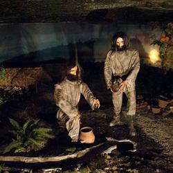 In de zoutmijnen van Wieliczka