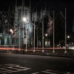 Londen at night