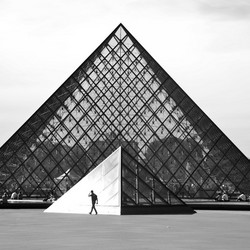 Musée du Louvre, Parijs.
