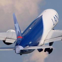 lan cargo boeing 777