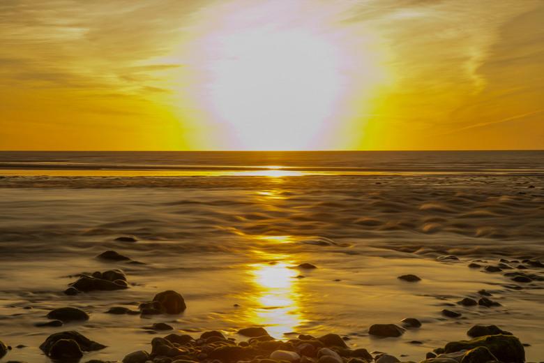 zonnetje -