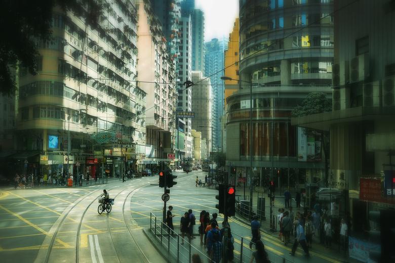 The urban cycler -