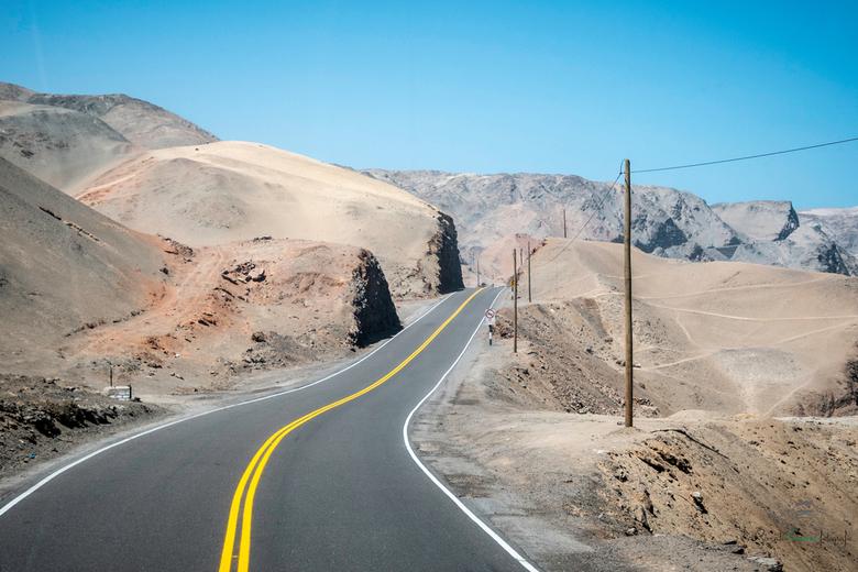 Dessert road -
