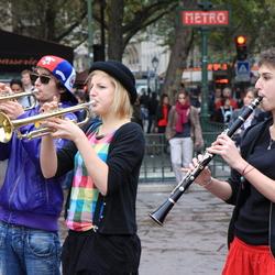 Daar zit muziek in - Parijs