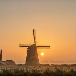 15 okt  Berkmeer zonsopkomst-132B