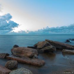Zen at the beach