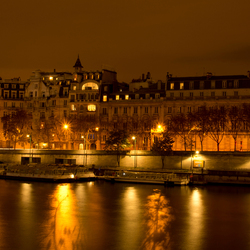 Une nuit sur la Seine