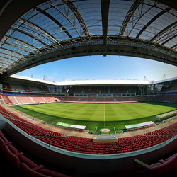 Philips Stadion - Camera sphere effect