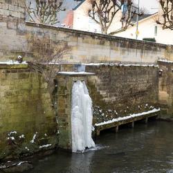 ijstijd in Valkenburg