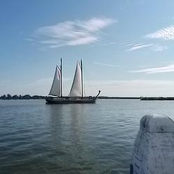 IJsselmeer in alle rust