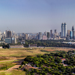 Panorama Mombai India